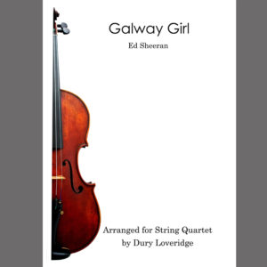 Galway Girl - Ed Sheeran - String Quartet
