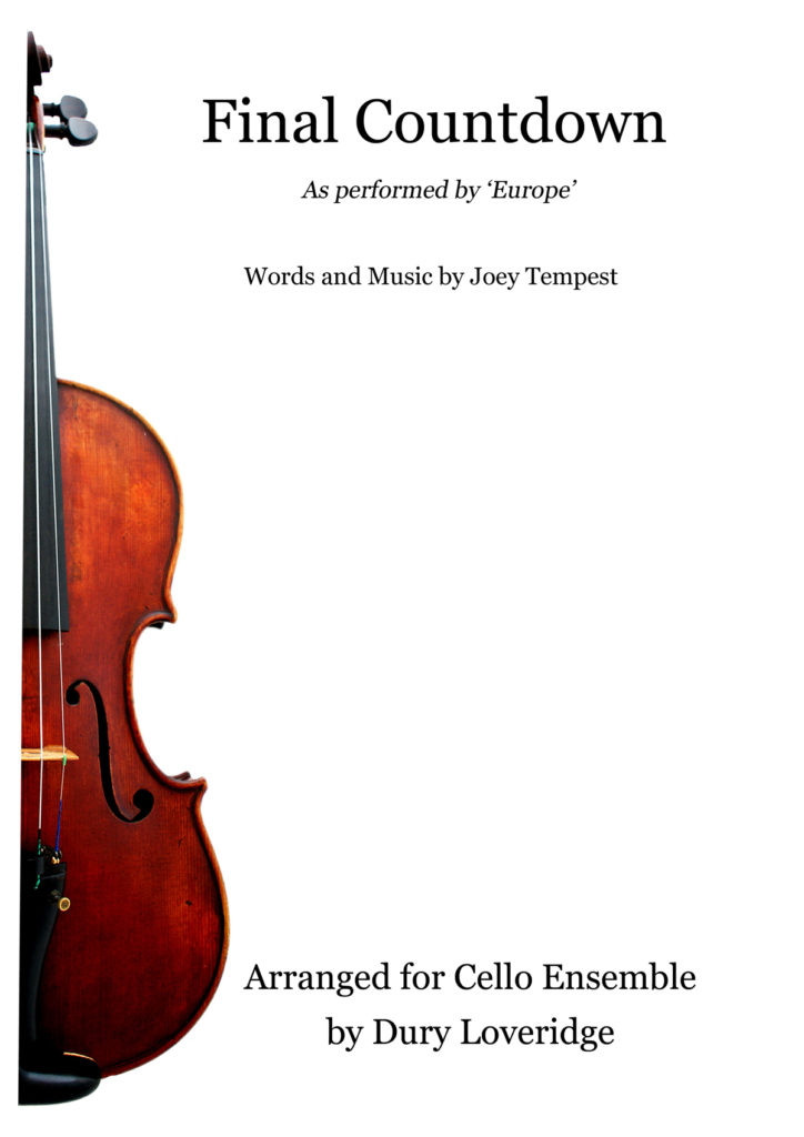 Everything – String Quartet Sheet Music